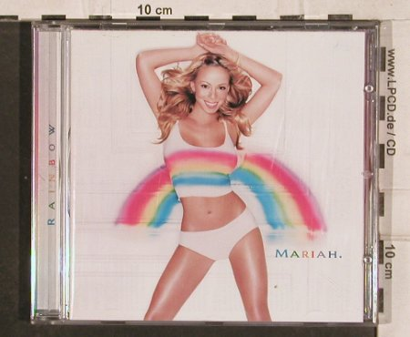 Carey,Mariah: Rainbow, Epic(), A, 1999 - CD - 83036 - 5,00 Euro