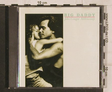 Cougar Mellencamp,John: Big Daddy, Mercury(838 220-2), D, 1989 - CD - 83039 - 5,00 Euro