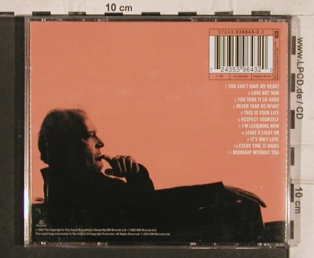 Cocker,Joe: Respect Yourself, EMI(53643-2), EU, 2002 - CD - 83042 - 7,50 Euro