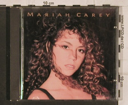 Carey,Mariah: Same, Columbia(), A, 1990 - CD - 83047 - 6,00 Euro