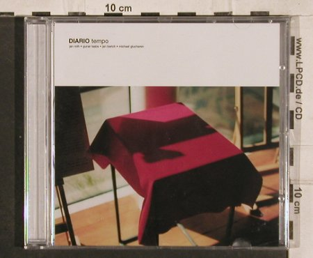 Diario: Tempo, FS-New, Velocity Sounds Rec(005), , 2002 - CD - 83059 - 6,00 Euro