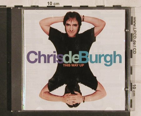 De Burgh,Chris: This Way Up, AM(540 233-2), D, 1994 - CD - 83061 - 5,00 Euro