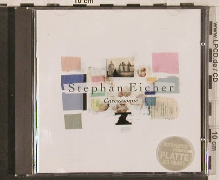 Eicher,Stephan: Carcassonne, Barclay(519 414-2), D, 1993 - CD - 83070 - 6,00 Euro