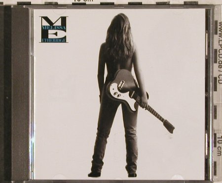Etheridge,Melissa: Never Enough, Island(), F, 1992 - CD - 83073 - 6,00 Euro