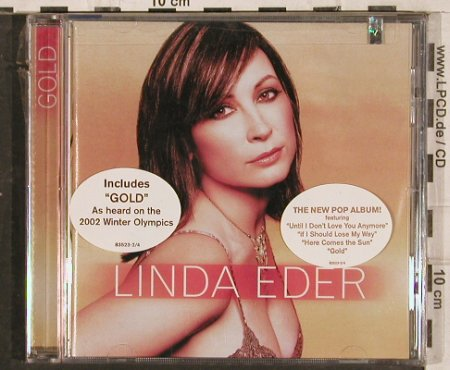 Eder,Linda: Gold, FS-New, Atlantic(), US, 2002 - CD - 83083 - 6,00 Euro