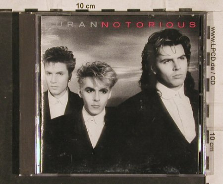 Duran Duran: Notorious, EMI(CDP 7 46415 2), UK, 1986 - CD - 83090 - 7,50 Euro