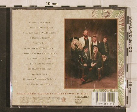 Fleetwood Mac: Behind The Mask, WB(), D, 1990 - CD - 83096 - 5,00 Euro