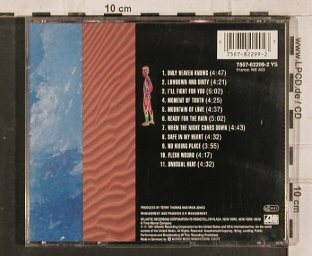 Foreigner: Unusual Heat, Atlantic(), D, 1991 - CD - 83099 - 5,00 Euro