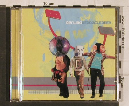 Gerling: Headcleaner, Festival(), , 2001 - CD - 83104 - 5,00 Euro