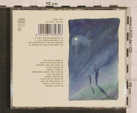 Genesis: We Can't Dance, Virgin(), NL, 1991 - CD - 83107 - 5,00 Euro