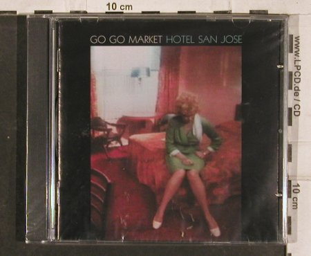 Go Go Market: Hotel San Jose, FS-New, Evangeline(), UK, 2002 - CD - 83114 - 6,00 Euro