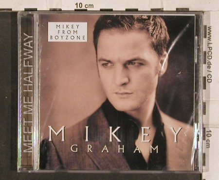 Graham,Mikey: Meet Me Halfway, FS-New, Koch(), D, 2001 - CD - 83115 - 10,00 Euro