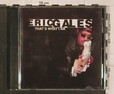 Gales,Eric: That's what I am, MCA(CRIDE51), UK, 2001 - CD - 83118 - 5,00 Euro
