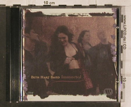 Hart Band,Beth: Immortal, Atlantic(), D, 1996 - CD - 83133 - 5,00 Euro