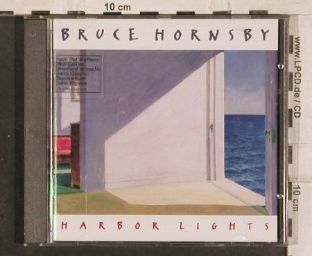 Hornsby,Bruce: Harbor Lights, Facts, RCA(), D, 1993 - CD - 83134 - 7,50 Euro