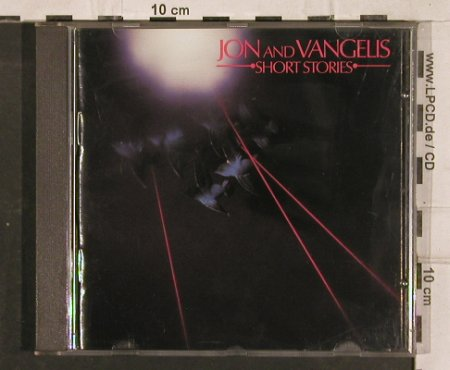 Jon and Vangelis: Short Stories, Polydor(), D, 1980 - CD - 83151 - 7,50 Euro