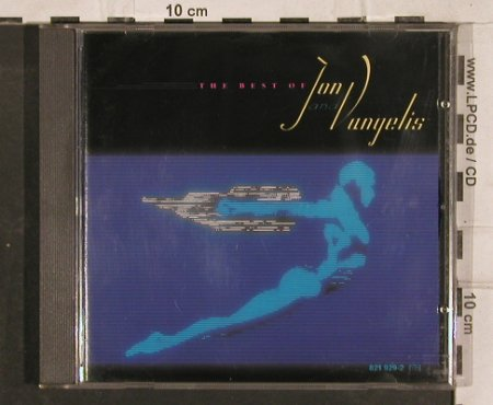 Jon & Vangelis: The Best Of, Polydor(), D, 1984 - CD - 83152 - 7,50 Euro