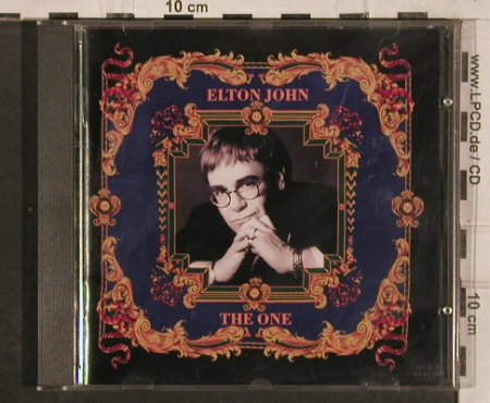 John,Elton: The One, Phonogram(), UK, 1992 - CD - 83160 - 6,00 Euro