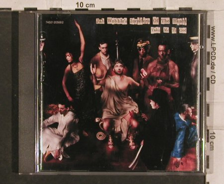 Jah Wobble & Inv.of The Hea: Take Me To God, Island(), D, 1994 - CD - 83163 - 6,00 Euro