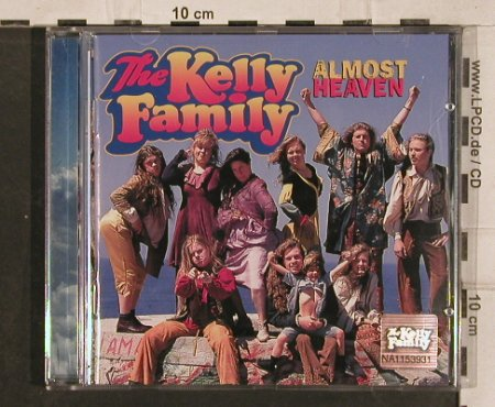 Kelly Family: Almost Heaven, K-Life(), , 1996 - CD - 83165 - 6,00 Euro
