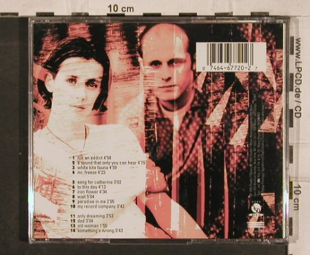 K's Choice: Paradise In Me, Columbia(), A, 1995 - CD - 83169 - 5,00 Euro