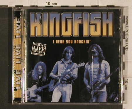 Kingfish: I Hear You Knockin', Disky(), EU, 2001 - CD - 83170 - 5,00 Euro