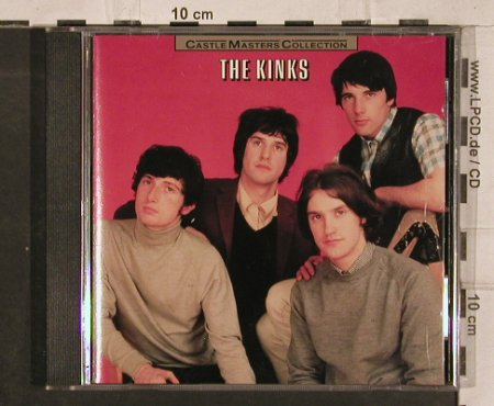 Kinks: Castle Masters Collection,16 Tr., Castle(cmc 3034), D, 1991 - CD - 83174 - 5,00 Euro