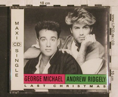 Michael,George & Andrew Ridgely: Last Christmas*2+1, Epic(653185 2), A, 1984 - CD5inch - 83181 - 3,00 Euro