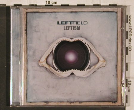 Leftfield: Leftism, Columbia(), EU, 1995 - CD - 83185 - 7,50 Euro