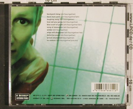 Lahr.: Lyrical Amusement, Loop L.P.(Mole CD 11), D, 1998 - CD - 83186 - 5,00 Euro