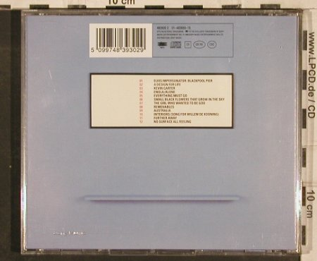 Manic Street Preachers: Everything Must Go, Sony(), A, 1996 - CD - 83195 - 5,00 Euro