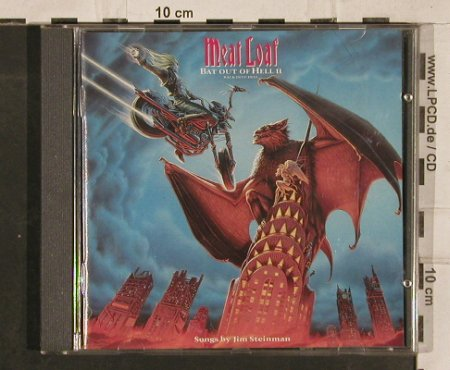 Meat Loaf: Bat Out Of Hell 2, Virgin(), NL, 1993 - CD - 83210 - 6,00 Euro
