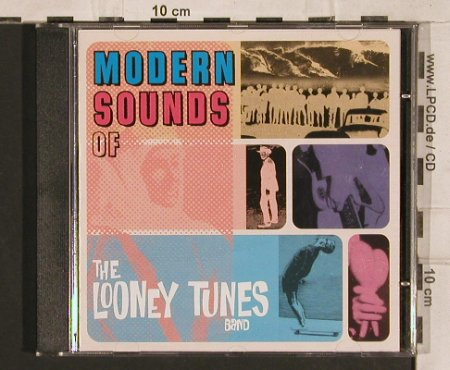 Looney Tunes: Modern Sounds, 16 Tr., Gee-Dee(270117-2), D, 1995 - CD - 83225 - 7,50 Euro
