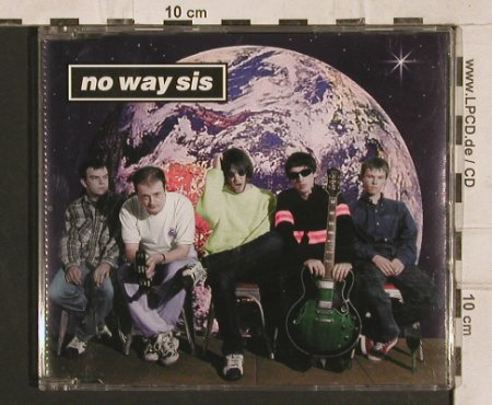 No Way Sis ( Oasis ): I'd Like ToTeachTheWorld t.Sing*2+2, EMI(8 83532 2), NL, 1996 - CD5inch - 83232 - 4,00 Euro
