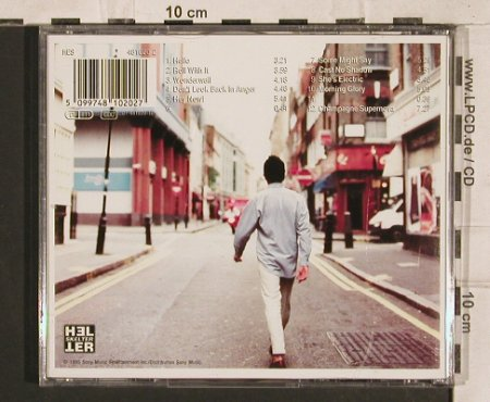 Oasis: (What's The Story)Morning Glory ?, Helter Skelter(481020 2), A, 1995 - CD - 83241 - 7,50 Euro