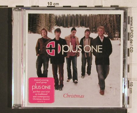 Plus One: Christmas, FS-New, Atlantic(), US, co, 2002 - CD - 83245 - 10,00 Euro