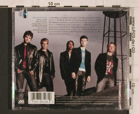 Plus One: Obvious, FS-New, Atlantic(), US, co, 2002 - CD - 83246 - 7,50 Euro