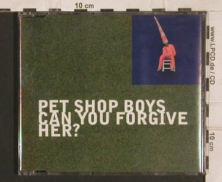 Pet Shop Boys: Can You Forgive Her?*3+1, Parlophon(), NL, 1993 - CD5inch - 83255 - 4,00 Euro