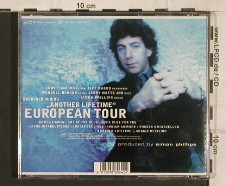 Phillips,Simon: Out of the Blue, AlexMerk(), , 1999 - CD - 83258 - 7,50 Euro