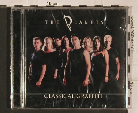 Planets,The: Classical Graffiti, EMI(), EU, 2002 - CD - 83264 - 5,00 Euro