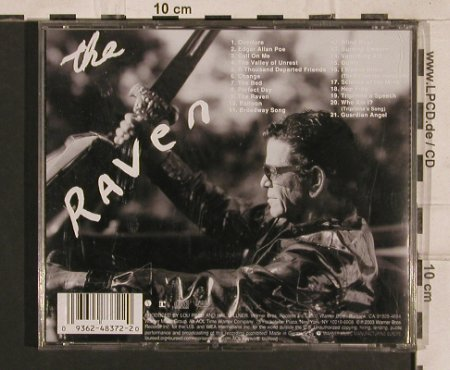 Reed,Lou: The Raven, Warner(), D, 2003 - CD - 83275 - 7,50 Euro