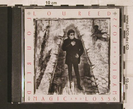 Reed,Lou: Magic And Loss, Sire(), US, co, 1992 - CD - 83285 - 6,00 Euro