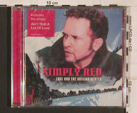 Simply Red: Love And The Russian Winter, FS-New, EW(), EEC, 1999 - CD - 83297 - 5,00 Euro