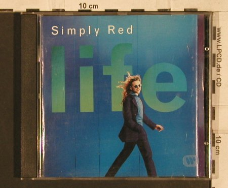 Simply Red: Life, WB(), D, 1995 - CD - 83299 - 5,00 Euro