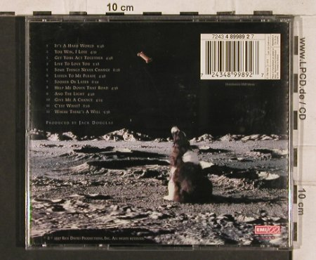 Supertramp: Some Things Never Change, EMI(), NL, 1997 - CD - 83312 - 7,50 Euro