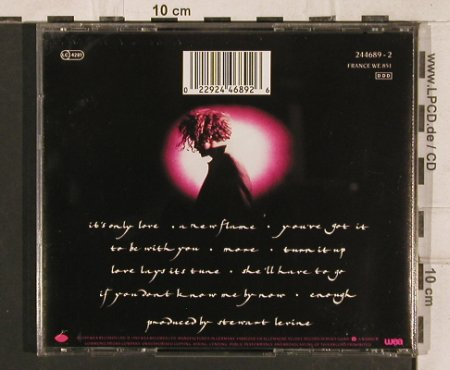 Simply Red: A New Flame, WEA(), D, 1989 - CD - 83318 - 6,00 Euro