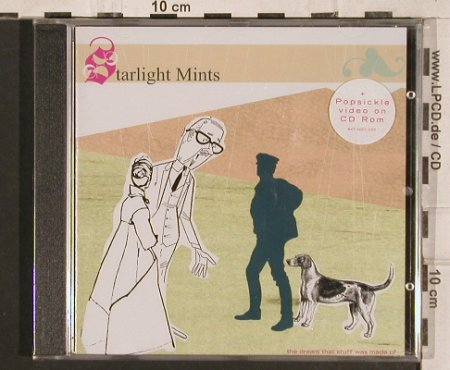 Starlight Mints: The Dream that stuff was Made of, PiasST01(), D, FS-New, 2001 - CD - 83319 - 5,00 Euro