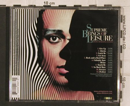 Supreme Beings of Leisure: Divine Operating System, Palm(), EU, 2002 - CD - 83335 - 5,00 Euro