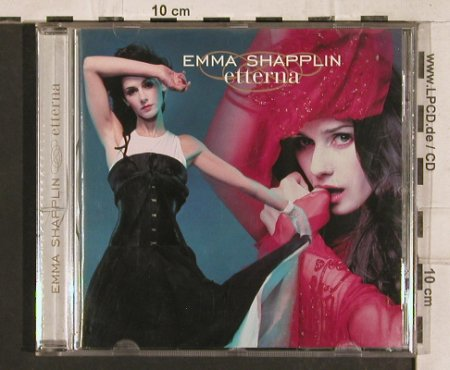 Shapplin,Emma: Etterna, Ark 21(), EU, 2002 - CD - 83336 - 5,00 Euro