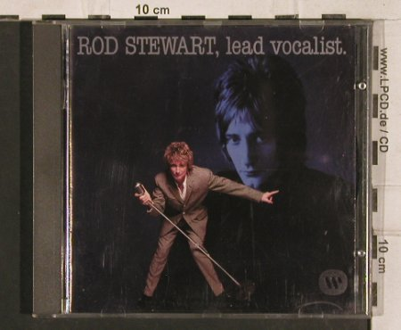 Stewart,Rod: Lead Vocalist, WB(), D, 1993 - CD - 83338 - 5,00 Euro
